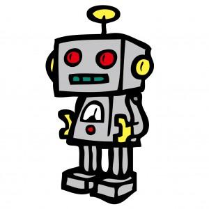 ロボットイラスト